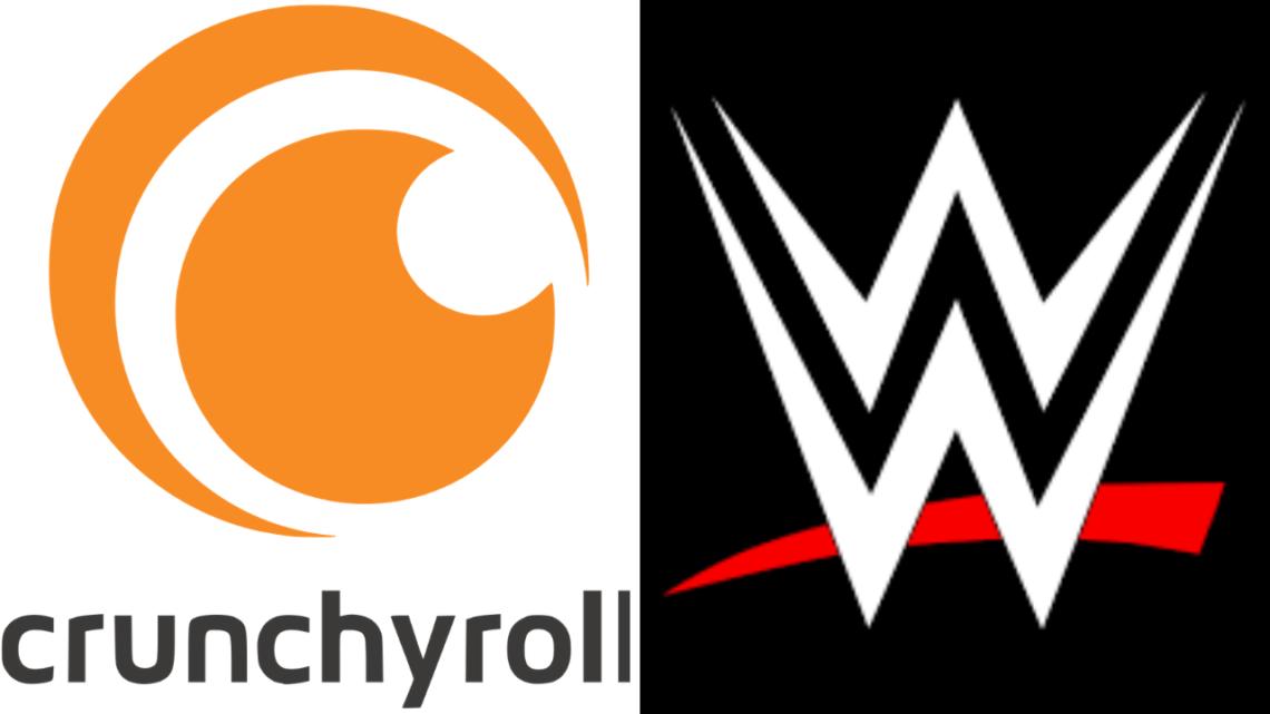 Crunchyroll and WWE