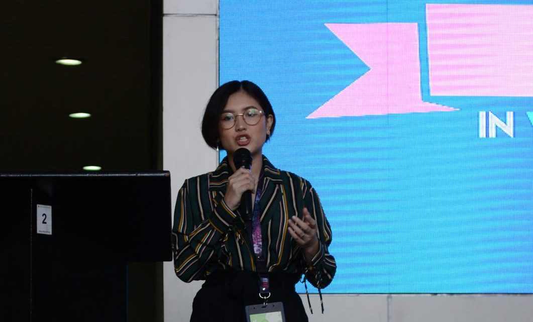 Katie Kiyora Bilan FEU talk