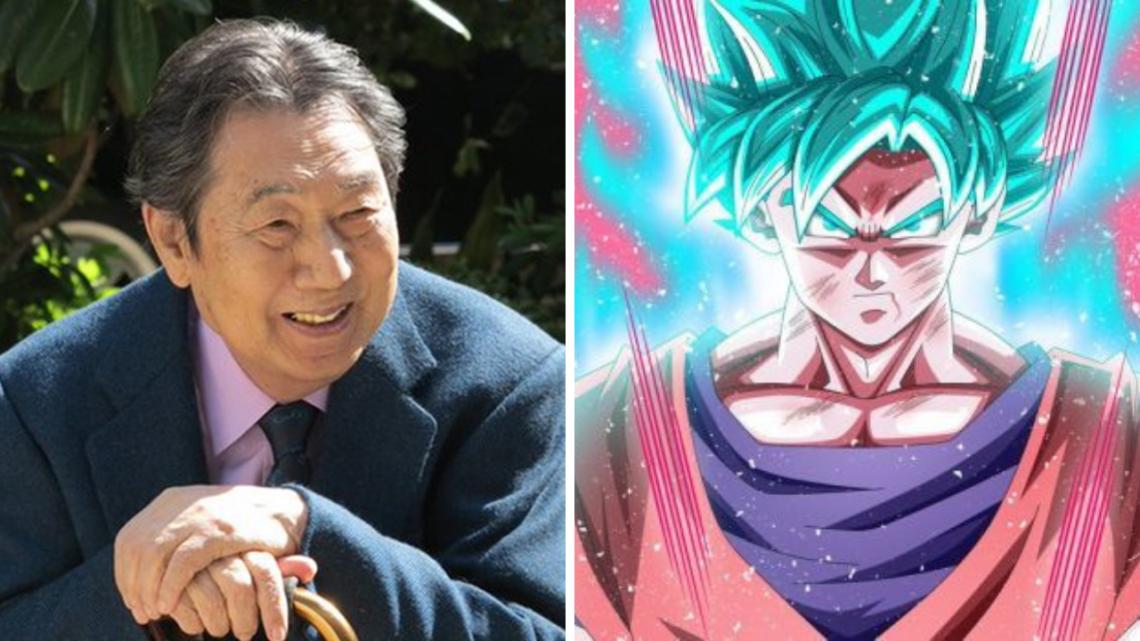Shunsuke Kikuchi and Goku