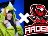 Suzzysaur joins Ardent Esports