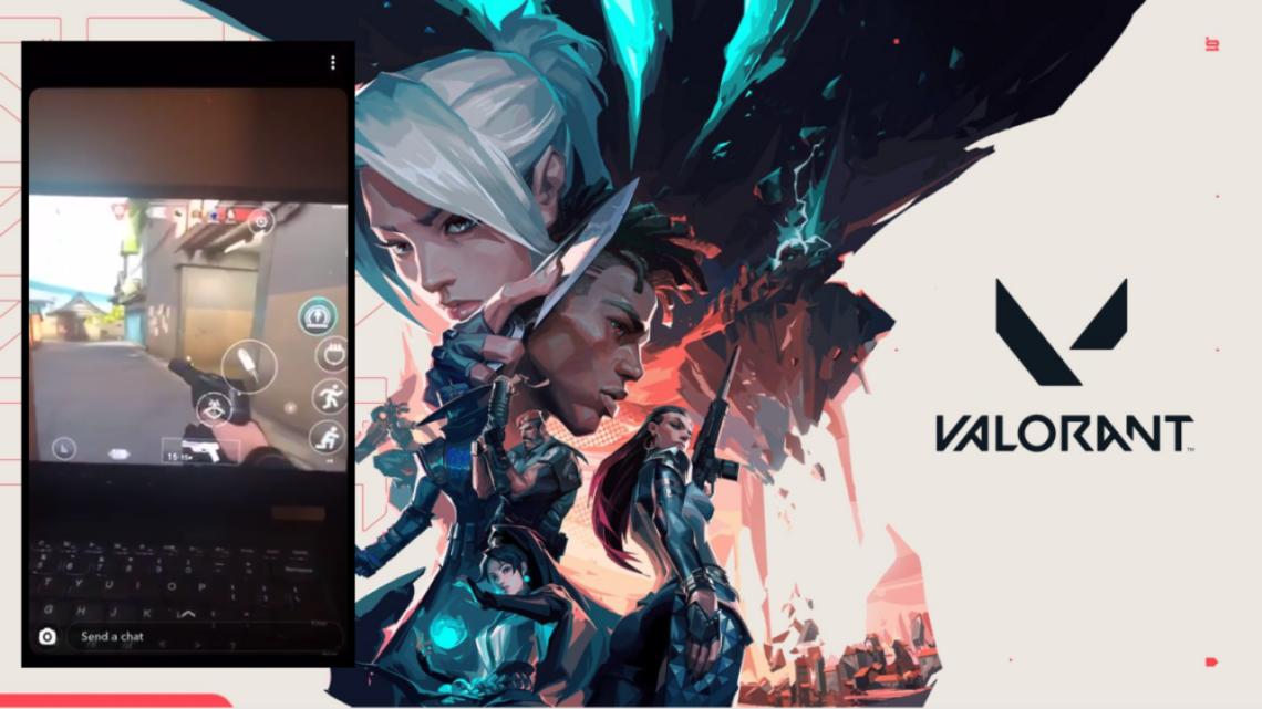 Valorant Mobile Version