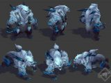 Volibear Rework In Game Model