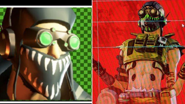 Apex Legends Octane Leaked