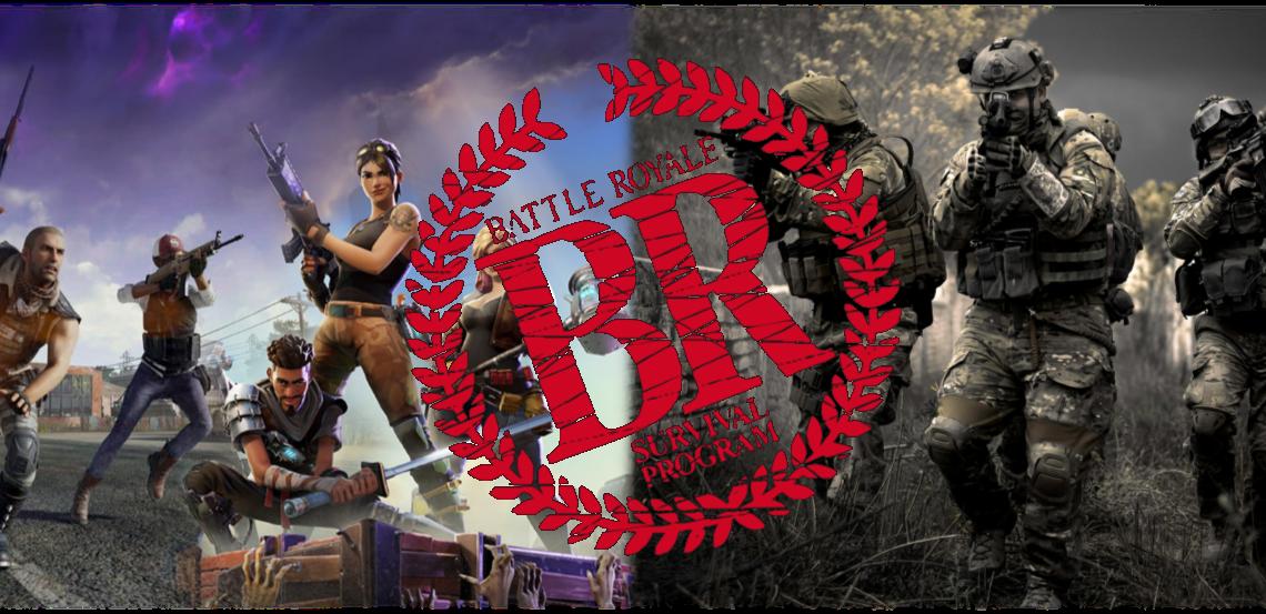 Battle Royale: Virtual x Reality