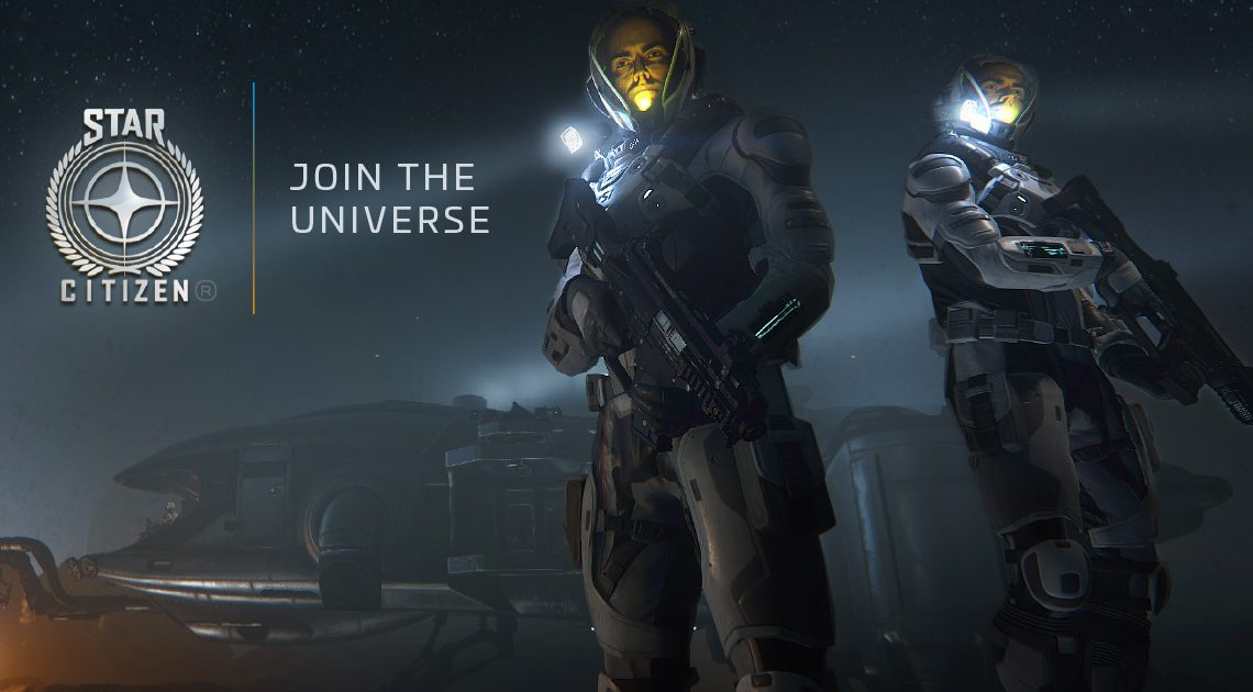 Star Citizen Join the Universe
