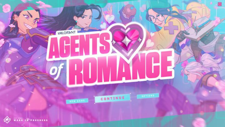 valorant agents of romance